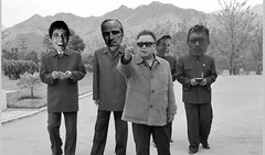 TheGangsters&Kim (dylan.unknown5150) Tags: gangsters godfather scarface goodfellas kim jong il pointing things history photoshop wtf