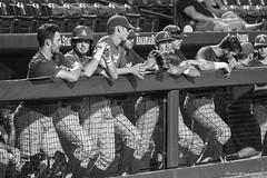 Fall World Series - Game 2-68 (Rhett Jefferson) Tags: arkansasrazorbacksbaseball ericcole hunterwilson jackbenninghoff jackkenley jacobkostyshock lukebonfield zackplunkett