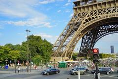 Paris Eiffel Tower 12.9.2016 3797 (orangevolvobusdriver4u) Tags: 2016 archiv2016 france frankreich paris eiffel turm eiffelturm tower eiffeltower tour toureiffel