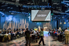Dell EMC World 2016 (Dell's Official Flickr Page) Tags: emc enterprise cio datacenter corporateevent dell computing dellworld f2tflickrday1 livemusicstage convention cto cloud it dellemcworld transformation austin informationtechnology technology dellemc security tx usa
