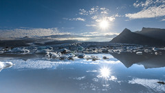 "Iceland (Isat"") Tags: islande iceland reflection paysage nature eau glacier montagne mountain moutains"