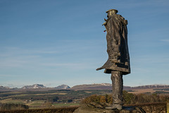 Sir David Stirling (Sea Pigeon) Tags: specialairservice ww2 scotland stirlingshire mountains sas military uk