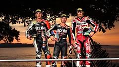 Motor sports winners (driver Photographer) Tags:   aprilia cagiva honda kawasaki husqvarna ktm simson suzuki yamaha ducati daytona buell motoguzzi triumph bmv driver motorcycle leathers dainese