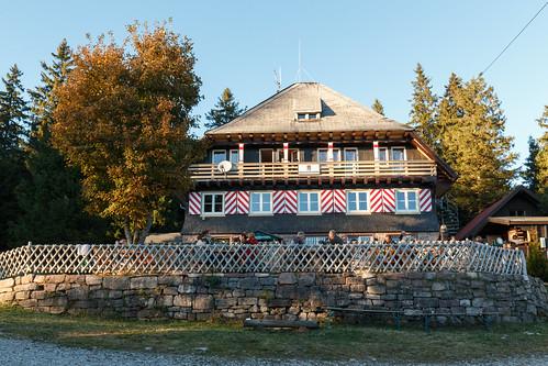 La Darmstädter-Hütte
