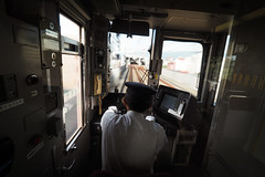 Hanshin railway  Osaka () Tags: hanshin railway  japan   kobe  osaka olympus penf 714mm f28 pro