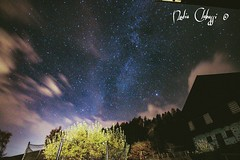 Am I living enough? (n@89go) Tags: milkyway vialattea tokina tokina1116mm canon 70d stars longexposure night sky iselsberg lienzner