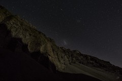 ESTRELLAS (JorgePets Photography) Tags: chile canon 5diii estrellas noche sky stars montaa trekking cordilleradelosandes mountain longexposure 20mm paisaje nocturno