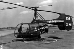 HMX-1 HTK-1 Huskie BuNo 128660 (skyhawkpc) Tags: navy naval usnavy usn aviation aircraft kaman htk1 huskie 128660 xm19 1953 helicopter mcasquantico
