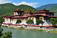 My best holiday (?) (john a d willis) Tags: bhutan phunakhadzong temple monastery buddha grossnationalhappiness