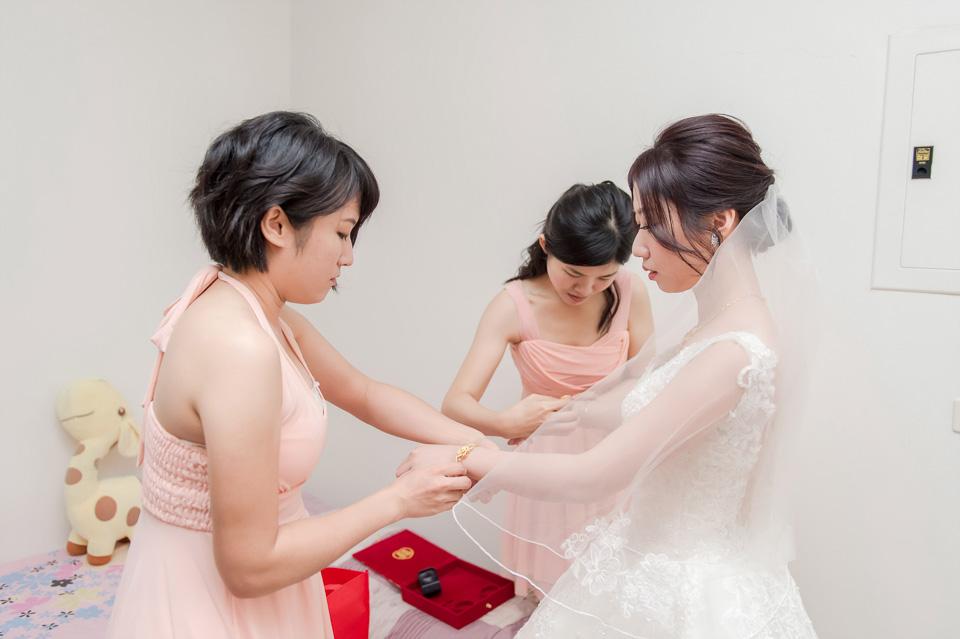 台南婚攝 婚禮紀錄 情定婚宴城堡 C & M 011