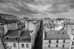 Sous les toits de Paris, B&W, 9 (Patrick.Raymond (3M views)) Tags: paris hdr nikon sigma toits expressyourself