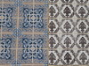 Tiles of the day (cyclingshepherd) Tags: 2016 november cyclingshepherd portugal algarve olhao olhão azulejos azulejo tile tiles wall clash autoremovedfrom1to5faves