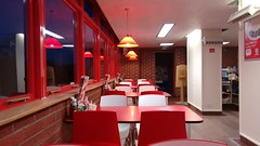 Little Chef Honiton interior (Shandiness) Tags: littlechef honiton a30