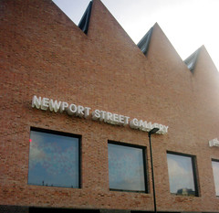 Newport Street Gallery (sardinista) Tags: london damien newport street gallery south bank se1 gavin turk november 2016 hirst