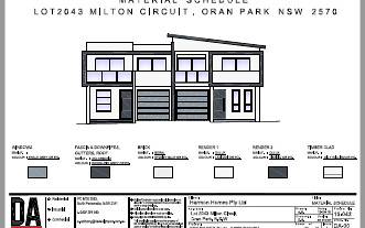 5 Milton Ct, Oran Park NSW