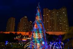 Christmas time is here (yemaria) Tags: indonesia jakarta tribeca centralpark christmastree nikonj5 yemaria