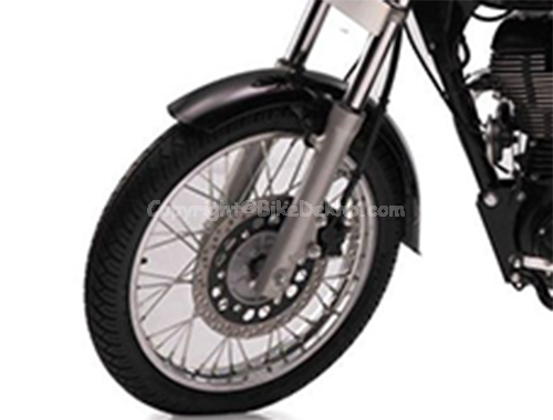 Royal Enfield Thunderbird 500 ( wheels-and-tyre-view )