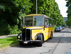 Saurer Oldtimer - side (Joe Thomissen) Tags: bus oldtimer ch sauer joethomisen 664reedom