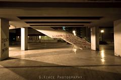 Concrete jungle - Urban Visions pt. 1 (Giovanni Chiaia (aka Kiace)) Tags: city urban k 30 architecture night buildings concrete alone pentax 10 sigma vision 20 solitary puglia taranto