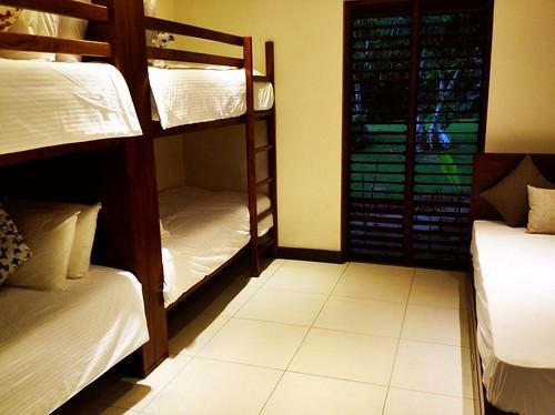 Villa Takali - Fiji - Bunk Room