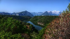 Vista da Neulè (lele orpo) Tags: river sardinia gh1 cedrino neulè ecoparco