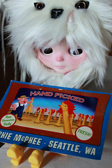 143-365 A week of postcards. No.5 Archie McPhee!
