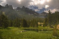 Ibonet de Batisielles #1 (R.Duran) Tags: espaa mountain lake landscape lago spain nikon espanha europa europe huesca lac paisaje aragon montaa espagne benasque ibon d300 ests 18200mmf3556gvr batisielles