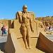 sand sculpture festival - søndervig