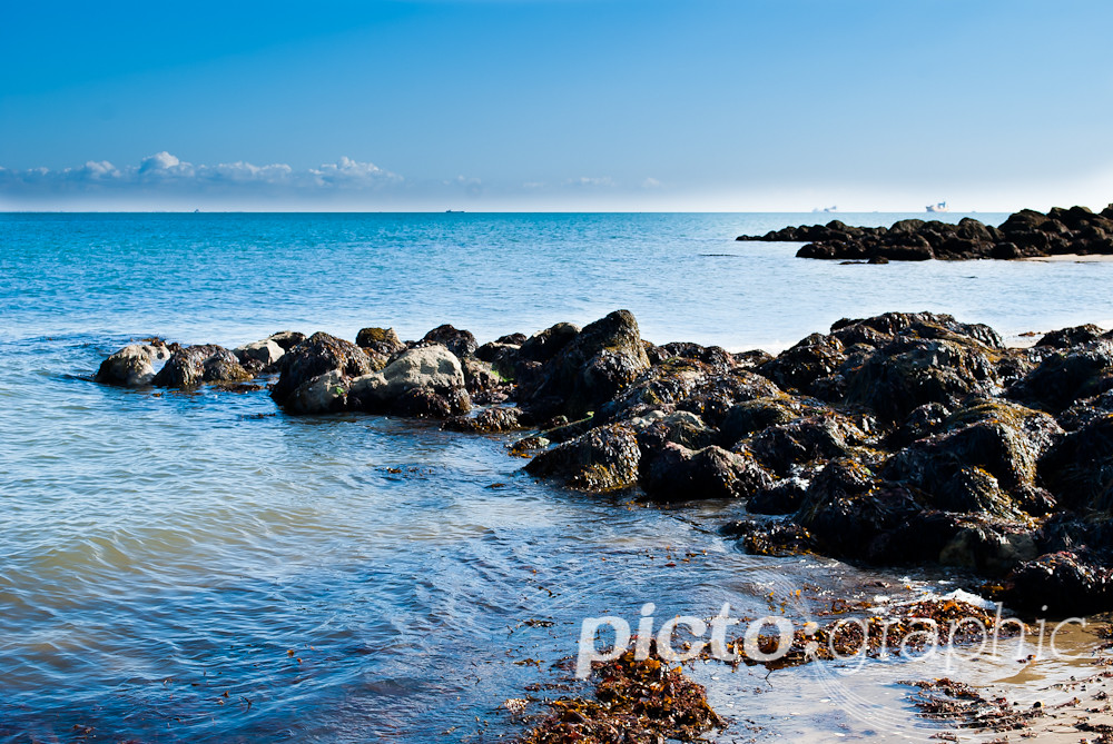 Priory Bay and Seagrove Bay