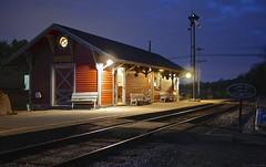 clear board (cnjgp7) Tags: railroad station train lumix trains panasonic g5 pancake 20mm semaphore f17 m43 pancakelens primelens blackriverandwestern micro43 microfourthirds lumixg20f17 panasoniclumixg20mmf17 panasoniclumix20mmf17asph lumixg5 dmcg5 panasonicg5