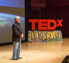 TEDxHouston - Presenters (TEDxHouston) Tags: speaker riceuniversity charliejustiz 85mmf12lii canon5dmkiii theotherthings tedxhouston2013