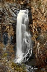 Bridal Veil Falls (Amanda Fees) Tags: autumn fall water waterfall veil tranquility canyon falls bridal
