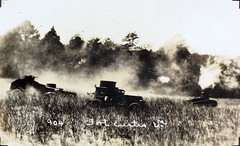 AL231 Davis Album Photo_000149 (San Diego Air & Space Museum Archives) Tags: sandiego panamacanal al231 renaultft renaulttank armouredwarfare armoredwarfare tank renault renaultft17 ft17 unitedstatesarmy usarmy forteustis fteustis armoredcar armouredcar