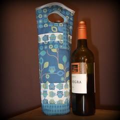 Wine bottle bag (ebygomm) Tags: