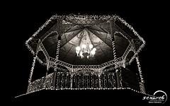 Huamantla iluminado (Marco Galindo / SenWeb) Tags: parque mexico luces san torre random pueblo luis magico kiosko obispo parroquia iluminado tlaxcala huamantla senweb