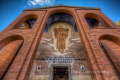 san felice da cantalice (imagina (www.giuseppemoscato.com)) Tags: roma chiesa quartiere parrocchia francescani centocelle