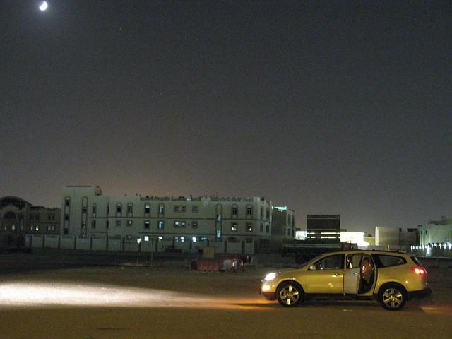 chevrolet al traverse 2012 qatar wkara
