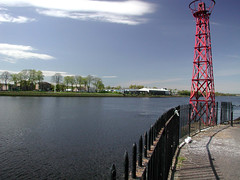 River from Yoker Ferry 02