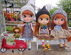 Red Head Gnomes