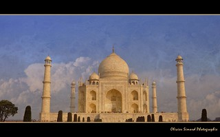Une histoire de temples dernier opus: The Taj Mahal, for an eternel love.