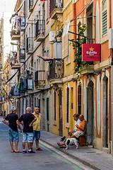 Barcellona-110 (Alessandro Grussu) Tags: barcelona life street leica city urban espaa spain strada strasse catalonia barceloneta stadt urbana catalunya barcellona catalua spanien spagna vita citt m9 catalogna espanya katalonien