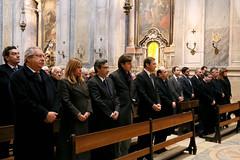 Missa em memória de Francisco Sá Carneiro