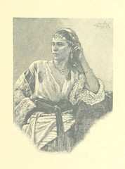 Image taken from page 363 of 'Among the Moors. Sketches of Oriental life. [With illustrations.] F.P'