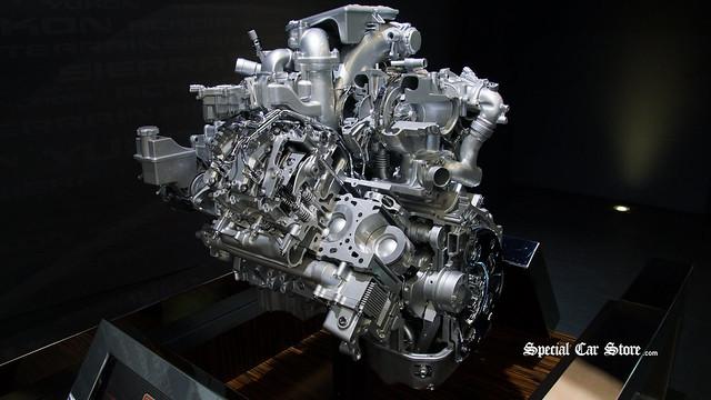 laautoshow engineeringbeauty 2014gmcsierra2500hd