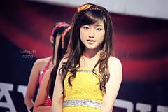 Sinka Juliani (Taufiq Iskandar) Tags: girl beautiful canon photography stage idol kawaii 500d jkt48 idolgrup
