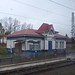The small station at Kamyschet, Russia