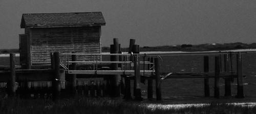 shack/pier
