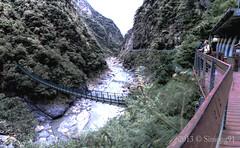 Times in Taroko (Simong91) Tags: panorama nature stream taiwan gorge taroko