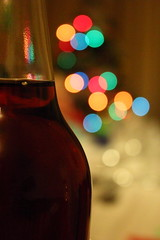 cheers (neals pics) Tags: christmas family lights drink bokeh celebration day361 day361365 3652013 365the2013edition 27dec13