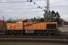 Northrail 92 80 1275 837-3 D-NRAIL Wanne-Herner Eisenbahn und Hafen GmbH lok 6 in Emmerich (marcelwijers) Tags: 6 und eisenbahn 80 hafen 92 lok 1275 emmerich gmbh 8373 northrail dnrail wanneherner